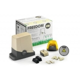 Kit porti culisante Byou FREEDOM 1 motor 24Vdc cu unitate de control si receptor radio incorporat