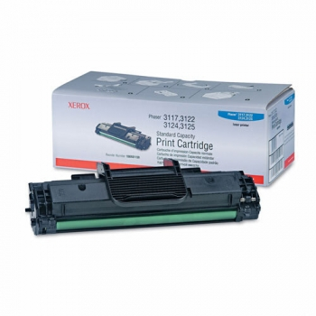 Cartus Toner Xerox 106R01159 Black 3000 Pagini for Phaser 3117, 3122, 3124, 3125, 3125N
