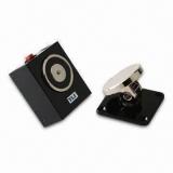 Electromagnet de retinere usa deschisa YD-604 Retentie 50kgf buton de deblocare, montare pe perete