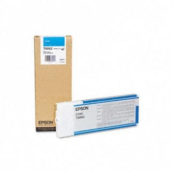 Cartus Cerneala Epson T6062 Cyan 220ml for Stylus Pro 4800, Stylus Pro 4880 C13T606200