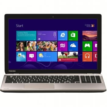 "Laptop Toshiba Satellite P50-A-13C Intel Core i7 Haswell 4700MQ 2.4GHz 8GB DDR3 HDD 1TB nVidia GeForce GT 740M 2GB 15.6"" Full HD Windows 8.1 Silver PSPMHE-05C04FG6"