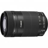 Obiectiv foto Canon EF-S 55-250 mm/ F4.0-5.6 IS STM AC8546B005AA