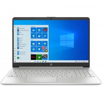 Laptop HP 15.6'' 15s-eq1053nq, HD, Procesor AMD Ryzen™ 3 3250U (4M Cache, up to 3.5 GHz), 8GB DDR4, 256GB SSD, Radeon, Win 10 Home S, Silver