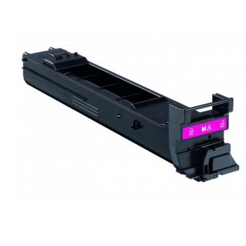 Cartus Toner Konica A0DK352 Magenta Capacitate 8000 pagini for Minolta Magicolor 4650DN, 4650EN, 4690MF, 4695MF