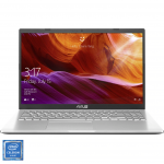 "Laptop ASUS X509MA cu procesor Intel® Celeron N4020 pana la 2.80 GHz 15.6"" HD 4GB 256GB SSD Intel UHD Graphics 600 Free DOS Transparent Silver"