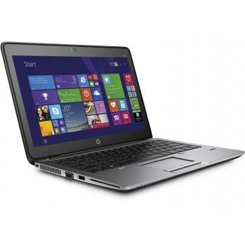 """Laptop HP EliteBook 840 G2 Intel Core i5 Broadwell 5200U up to 2.7GHz 8GB DDR3L SSD 128GB Intel HD Graphics 5500 14"""" Full HD Windows 8.1 Pro H9W18EA"""