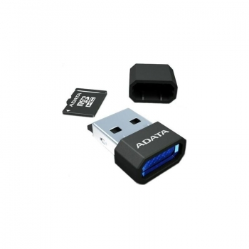 Card Reader ADATA microReader Ver. 3 microSD, microSDHC USB 2.0 AM3RBKBL