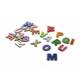 The World Of Magnets - Magnetic Letters