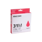 Cartus Cerneala Ricoh GC-31M Magenta 1000 pagini for Ricoh Aficio GX E2600, GX E3300N, GX E3350N 405690