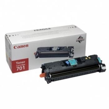Cartus Toner Canon EP-701C Cyan 4000 Pagini for LBP 5200, MF 8180C CR9286A003AA