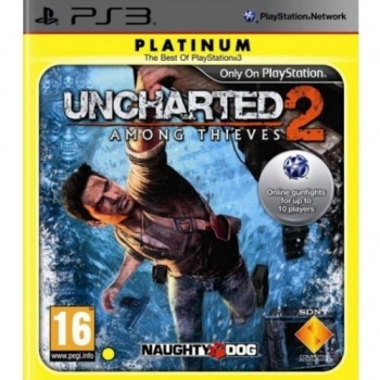 Joc Sony Uncharted 2: Among Thieves PS3 BCES-00509/P