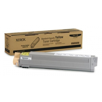 Cartus Toner Xerox 106R01152 Yellow Standard Capacity 9000 Pagini for Phaser 7400DN, 7400DT, 7400DX, 7400DXF, 7400N