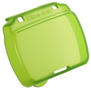 Filtru Fluorescent Nikon SZ-3FL pentru SB-900 / SB-910 FSW55101