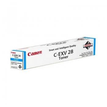 Cartus Toner Canon C-EXV28C Cyan 38000 Pagini for Canon IR C5045, IR C5045I, IR C5051, IR C5051I CF2793B002AA