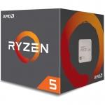 Procesor AMD Summit Ridge Ryzen 5 1600 Hexa Core 3.2GHz Cache 19MB Socket AM4 YD1600BBAEBOX