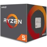 Procesor AMD Ryzen 5 2600 Hexa Core 3.4GHz 19MB Socket AM4 BOX YD2600BBAFBOX