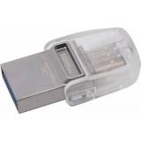 128GB DT MICRODUO 3C USB 3.0/3.1 + TYPE-C