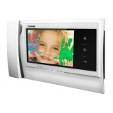 """Post de interior Videointerfon Commax CDV-70K Monitor LCD 7"""" cu butoane touch pentru extensia setului COLOR FAM inlocuieste modelul CDV-50N"""
