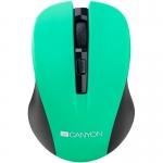Mouse Wireless Canyon Optic 3 butoane 1200dpi Green CNE-CMSW1GR
