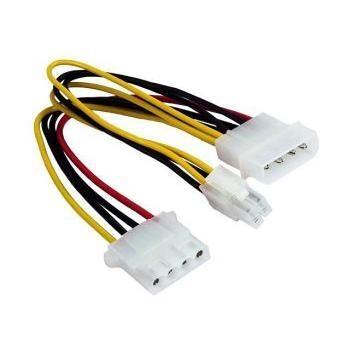 Spliter Gembird Cablu Alimentare HDD cu conector ATX CC-PSU-4