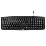 Titanum Standard Tastatura TK102 PS / 2 | 107 Chei | STANDARD TK102 - 5901299901090
