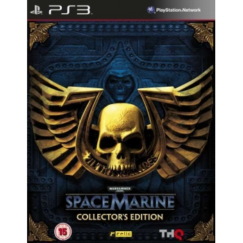 Warhammer 40.000 Space Marine Collector PS3