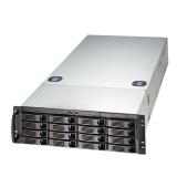 """Carcasa server Chenbro RM31616M2-E 3U/19""""/660mm cu manere intrusion switch, 2xUSB, 19.5Kg, cu sursa 650W RM31616M2-E 650W"""