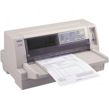 Imprimanta Matriciala Epson LQ-680 Pro A4 24 ace 413 cps 106 coloane Paralel C11C376125