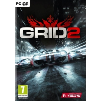 Joc Codemasters Grid 2 PC SGRI2CDRW00