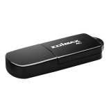 Wireless Mini USB Adapter 802.11ac, up to 433Mbps , Dual band, WEP 64/128-bit, WPA, WPA2, 802.1x, Hardware & Software WPS Configuration
