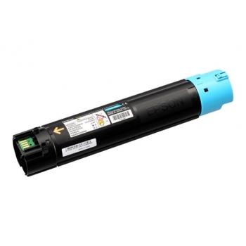 Cartus Toner Epson C13S050658 Cyan 13700 Pagini for WorkForce AL-C500DHN, AL-C500DN, AL-C500DTN, AL-C500DXN