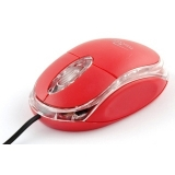Mouse Titanum TM102R optic 3 butoane 1000dpi USB Red 5901299901656