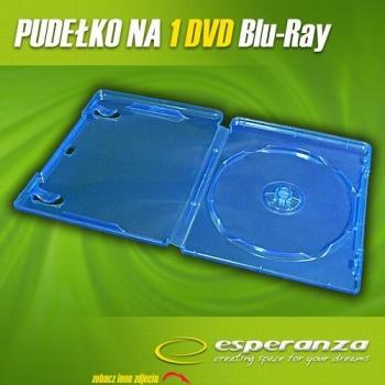 ESPERANZA BLU RAY Box 1 Blue 10 mm ( 100 Pcs. PACK) 3104 - 5905784768496