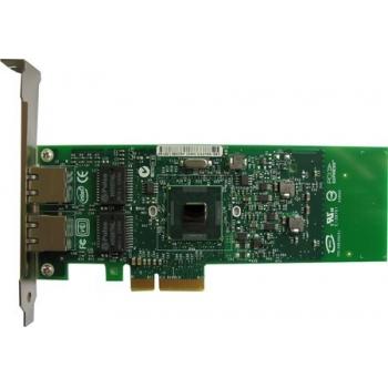 Placa de retea Intel E1G42ET 2xRJ-45 10/100/1000Mbps PCI-E x4 bulk E1G42ETBLK