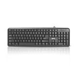Tastatura RPC P615US PS/2 Black PHKB-P615US-AC02A