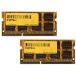 Memorie RAM Laptop SO-DIMM Zeppelin 2GB DDR3 1600MHz ZE-SD3-2G1600