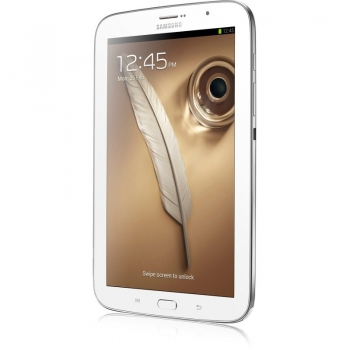 "Tableta Samsung Galaxy Note 8.0 KONA N5110 White ARM Cortex A9 Quad Core 1.6GHz 8.0"" 1280x800 2GB RAM memorie interna 16GB Android 4.1 SAMN5110WHT16GB"