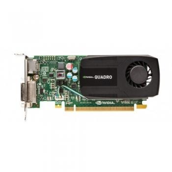 Placa Video HP nVidia Quadro K600 1GB GDDR3 128bit PCI-E x16 2.0 DVI DisplayPort pentru Z220, Z420, Z620, Z820 C2J92AA