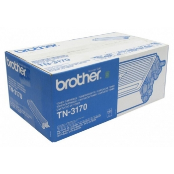 Cartus Toner Brother TN3170 Black 7000 pagini for DCP-8060, DCP-8065DN, HL-5240, HL-5240L, HL-5250DN, HL-5270DN, HL-5280DW, MFC-8460N, MFC-8860DN