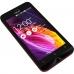 "Telefon mobil Asus ZenFone C ZC451CG Red Dual SIM 4.5"" 480 x 854 Intel Atom Dual Core 1.2GHz memorie interna 8GB Camera Foto 5MPx Android v4.4 ZC451CG-1C137WW"