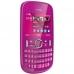 Telefon Mobil Nokia Asha 201 Pink tastatura qwerty NOK201GSMPNK