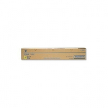Cartus Toner Konica Minolta TN-216Y Yellow 26000 pagini for Minolta Bizhub C220, C220+DF-617, C280, C280+DF-617 A11G251