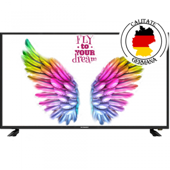 "Televizor LED Schneider 40""(101cm) LED40-SC550K Smart TV Full HD USB 2.0 HDMI LAN Wireless Player Multimedia"