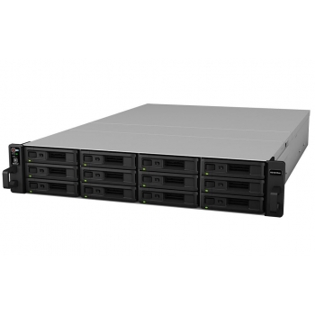 Expansiune NAS Synology RackStation RX1216sas 2U 12 Bay For RS18016XS+