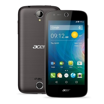 LIQUID Z330 4.5IN BLACK 1GB 8GB 3G ANDROID 5.1 IN