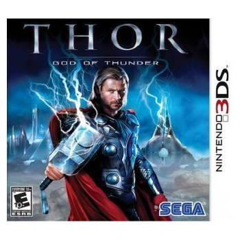 Thor - God of thunder 3DS