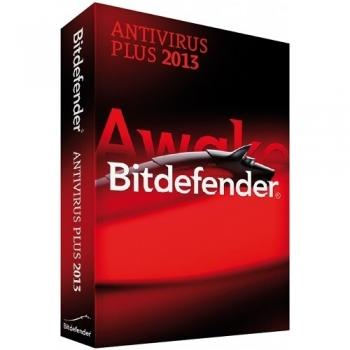 BitDefender Antivirus Plus 2013 10 Licente 1 An