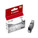 Cartus Cerneala Canon CLI-521BK Black 665 Pagini for Pixma IP3600, IP4600, IP4700, MP550, MP560, MP620, MP630, MP640, MP980, MP540, MP990, MX870 BS2933B001AA