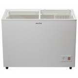 Vitrina frigorifica ARCTIC OS300, volum 267, accesorii 1 cos metalic, dimensiuni (HxIxA): 83x110,5x67 cm, culoare alb