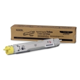 Cartus Toner Xerox 106R01216 Yellow Standard Capacity 5000 Pagini for Phaser 6360DN, 6360DT, 6360DX, 6360N